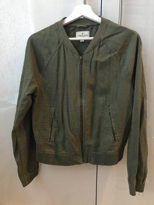 American Eagle Outfitters Bomberjack khaki