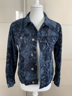 Angels Denim Jacket blue-dark blue