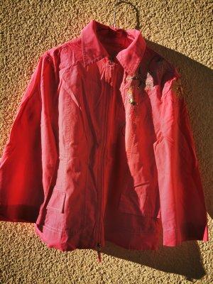 Apriori Short Jacket pink