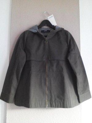 Jacke aus Baumwolle mit Kaputze, Grösse S, neu