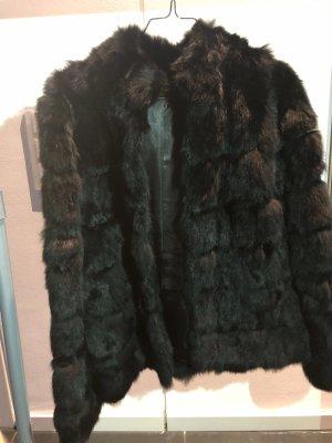 Jacke aus Kaninchenfell Gr. S