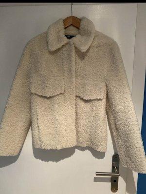Jacke aus Lammfellimitat Zara, Größe S