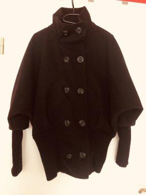 Giacca di lana nero