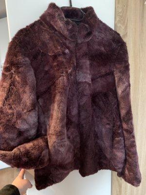 Jacke aus Pelz ( Kunspelz)