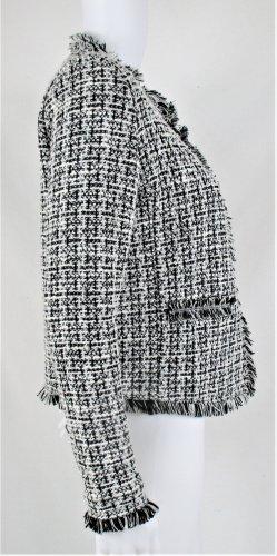 Jacke aus strukturiertem Tweed/ WIE NEU!