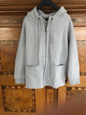 Marco Polo Chaqueta con capucha gris claro