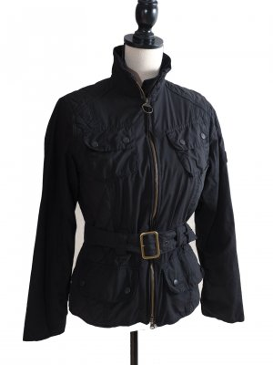 Barbour Biker Jacket black