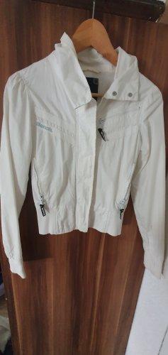 Bench Kurtka softshell biały