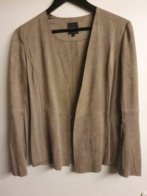 Bonita Shirt Jacket grey brown