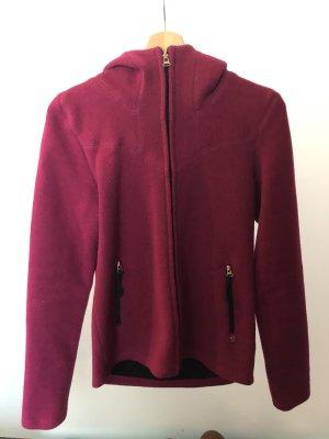 Bench Between-Seasons Jacket pink-black