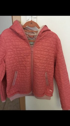 Bench Quilted Jacket salmon
