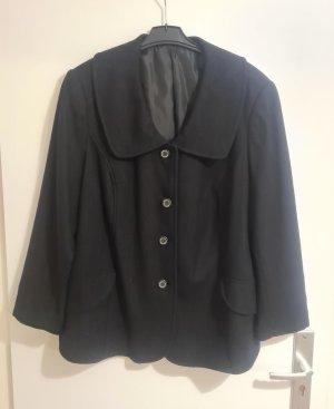 ohne Marke Wool Jacket black