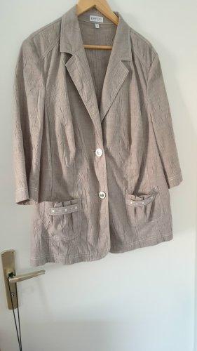 ERFO plus Veste chemise multicolore tissu mixte