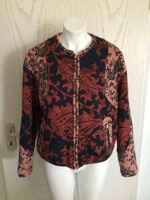 Jacke Blazer Oberteil Ornamente Muster von H&M in 44