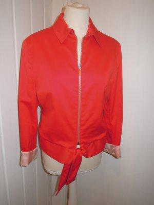 Jacke Blazer rot Versus Versace Größe 38 (ital. Größe 44) wenig getragen wunderschön Farbe rot