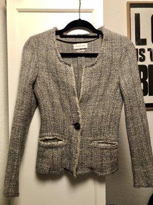 Isabel Marant Étoile Blazer in lana grigio chiaro