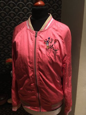 Andy Warhol by Pepe Jeans London Blouson rouge clair