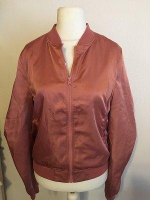 NLY Bomber Jacket pink-rose-gold-coloured