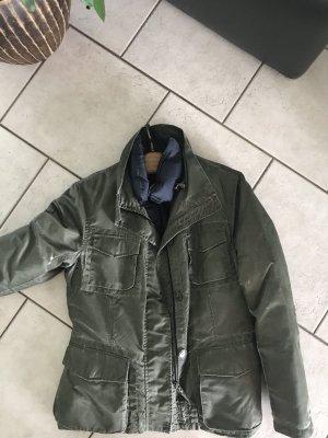 Cinque Winter Jacket blue-dark green