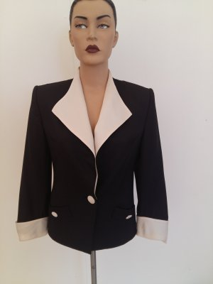Christian Dior Wool Jacket white-black