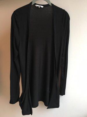 Jacke cardigan schwarz