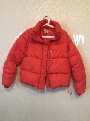 H&M Quilted Jacket magenta