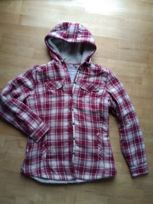 Craghoppers Fleece Jackets natural white-dark red