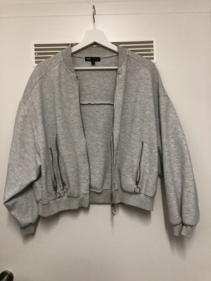 Zara College Jacket light grey