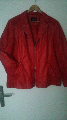 Bexleys Oversized Jacket red polyester