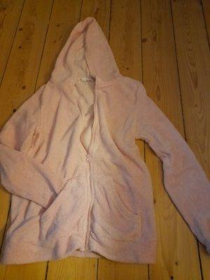 Janina Chaqueta de piel sintética rosa