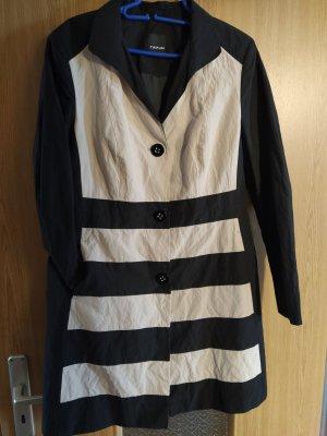 Taifun Blazer long noir-doré polyester