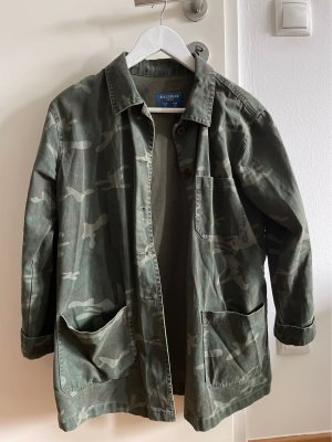 Pull & Bear Military Jacket multicolored