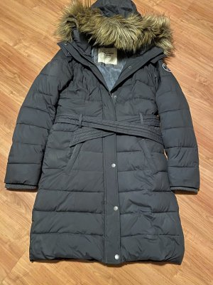 Abercrombie & Fitch Giacca invernale antracite