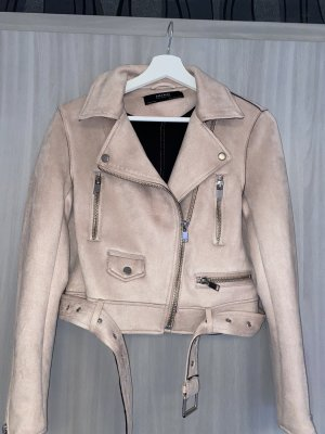 Zara Outdoor Jacket rose-gold-coloured