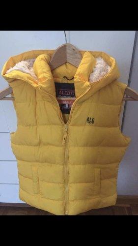 Alcott Chaqueta con capucha amarillo