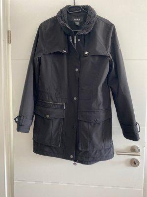 DKNY Long Jacket black