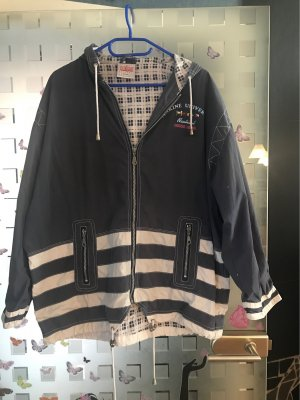 Naval Jacket dark blue-white