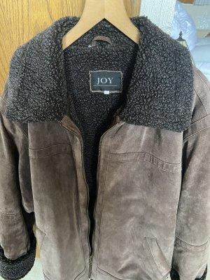 Joy Winter Jacket brown