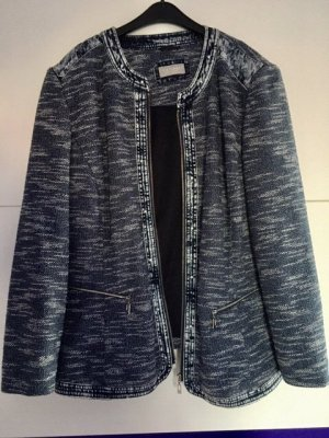 C&A Chaqueta estilo camisa gris pizarra-azul aciano