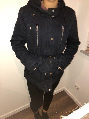 C&A Down Jacket dark blue