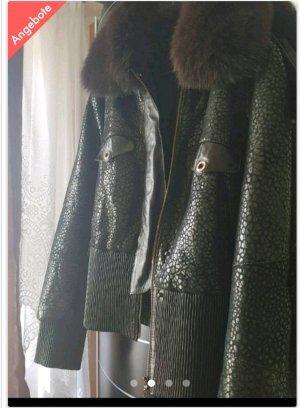 Liberto Winter Jacket grey brown