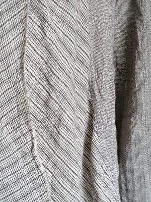 Sandwich Blazer lungo marrone-grigio