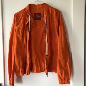 Jacke edc by ESPRIT orange - leichter Blouson