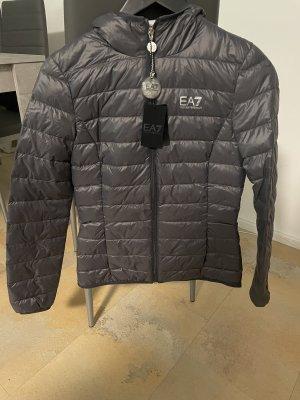 Emporio Armani Down Jacket dark grey