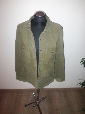 Esprit Military Jacket olive green