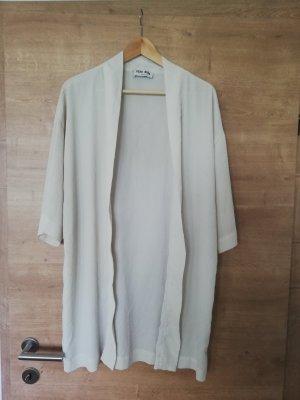 Vero Moda Gilet en jean blanc