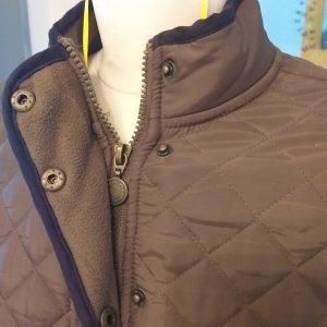 Charles Vögele Quilted Jacket green grey