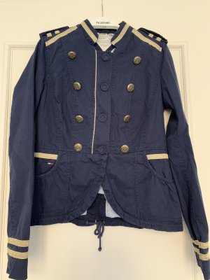 Hilfiger Denim Naval Jacket blue cotton