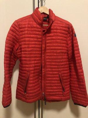 Chervo Pikowana kurtka czerwony