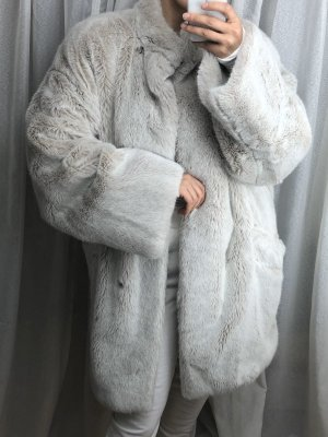 Catherina Hepfer Fake Fur Jacket multicolored
